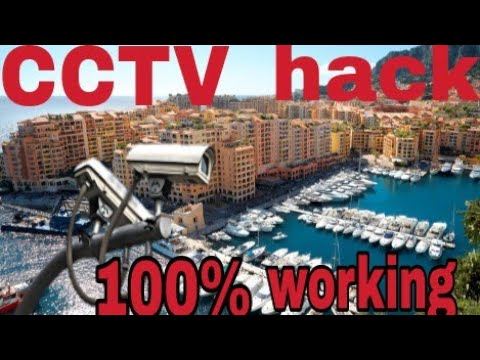 [ HINDI ] HOW TO HACK CCTV CAMERA  YOUR ANDROID DEVICE OR PC   amazing vm