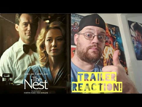 The Nest Trailer #1 (2020) – REACTION!!!