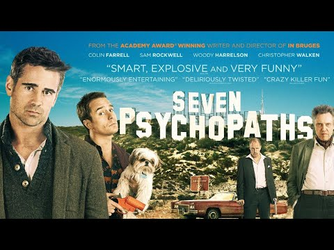 REVIEW: Seven Psychopaths (2012) | Amy McLean