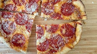 Crock Pot Pizza - How to Make Pizza in a Slow Cooker