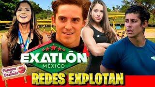 Ultima Hora 🔥  Filtran a los Cuatro Finalistas de Exatlón Mexico 2