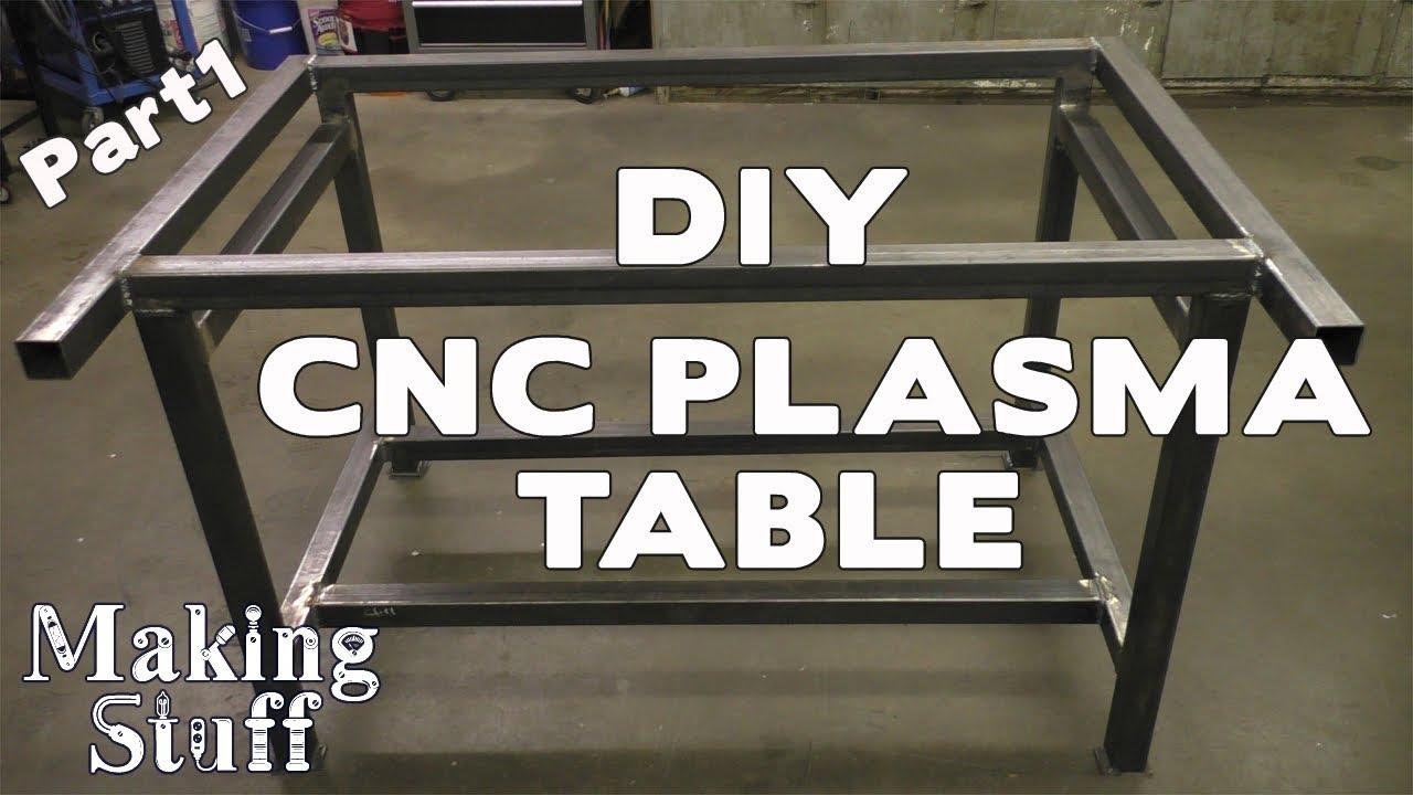 Diy Cnc Plasma Build Part 1 Youtube