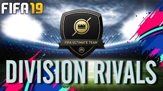 FIFA 19! DIVISON RIVALS! TIME TO QUALIFY! (PS4/XBOX ONE)