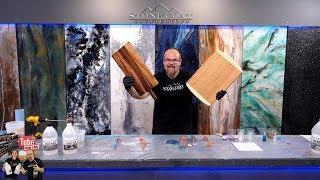 Making Epoxy Videos Behind-The-Scenes | Stone Coat Countertops