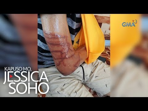 Kapuso Mo, Jessica Soho: 'Deadly dikya' sa Estancia, Iloilo