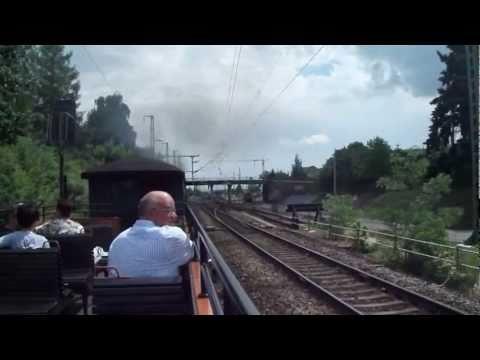 Mit Dampf von Radeburg nach Radebeul 2011