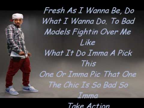New boyz ft. Chris brown - Call Me Dougie (Lyrics)