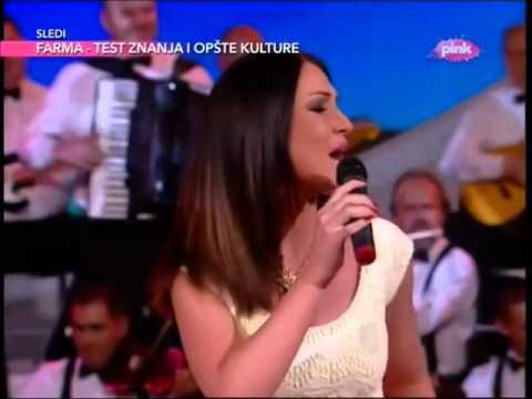 Katarina Zivkovic - Ako se rastanemo jednom - Grand show - ( TV Pink 2013)