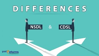 What Is The Difference Between NSDL And CDSL? - Goodreturns