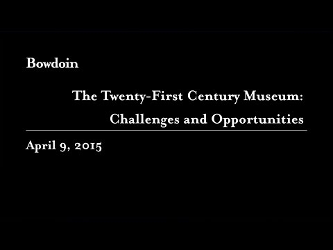 The 21st-century Museum: Challenges and Opportunities
