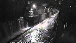 MTA Video Release: Hurricane Sandy - LIRR East River Tunnel (2 of 2)