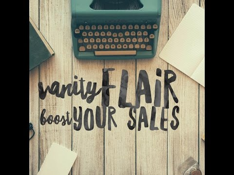 Sales Training - Boost your sales - Younique - Vanity Flair
