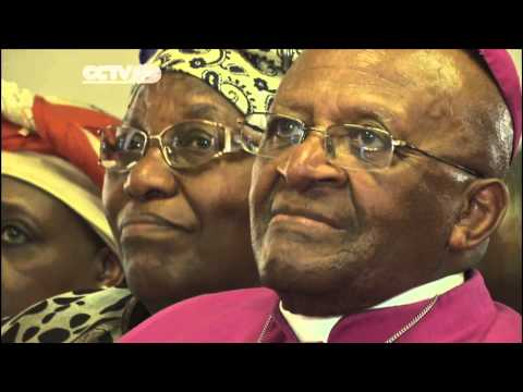 Mpho Tutu, Desmond's daughter, speaks about her father's marriage.