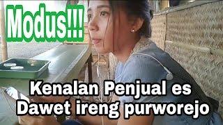 Download Video MODUSSS!!!!Kenalan sama mba Melani penjual es dawet ireng purworejo cantik #PART 1 MP3 3GP MP4