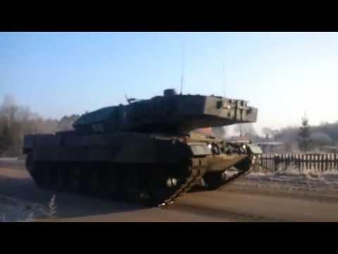 Leopard 2A5 Żagań
