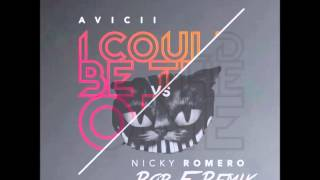 Nicky Romero, Avicii - I Could Be The One (Rob-E Remix) [Free Download]