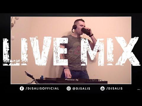 DJ SALIS - FACEBOOK LIVE MIX VOL 4