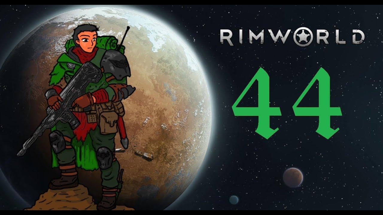 GENE-SEEDS!!! | RimWorld 40k Season 2 Gameplay (Beta 18) #44