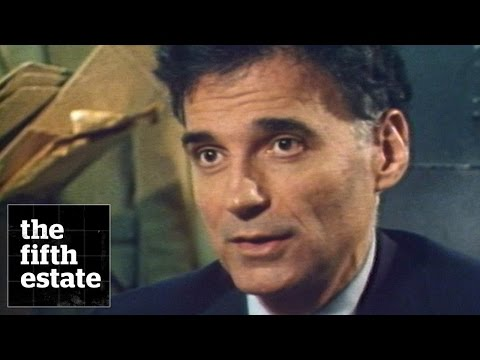Ralph Nader and The Big Three (1985) - the fifth estate