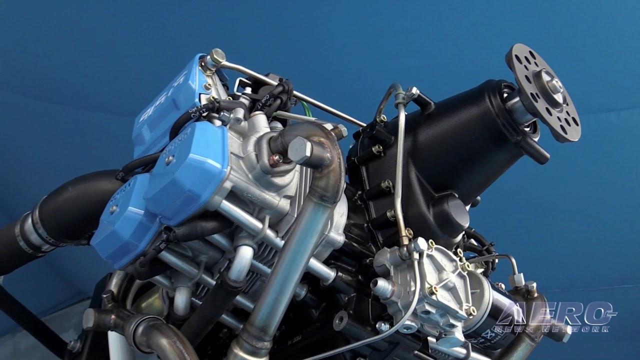 Aero-TV: The Rotax 915iS - Rotax's New 'Big Bad' Engine