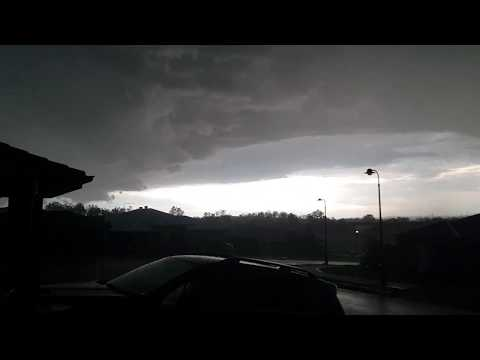South East Queensland Severe Thunderstorm February 2018