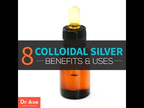 8 Amazing Benefits & Uses of Colloidal Silver