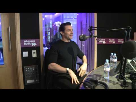 Hugh Jackman's favourite Aussie Rules joke