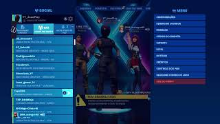 Fortnite-CUSTOMS EN win = disclosure/UP to the SHOP ROTATE code: JOAO-PLAY _yt #143