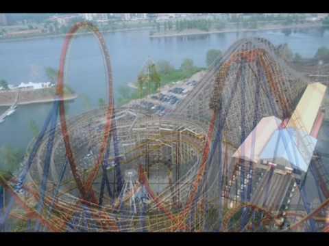 Resultado de imagen de La montaña rusa más grande del mundo