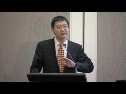 March 2012 VPL Roadshow (Alan Wang)