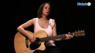 Guitar Lessons with Julie Meyers
