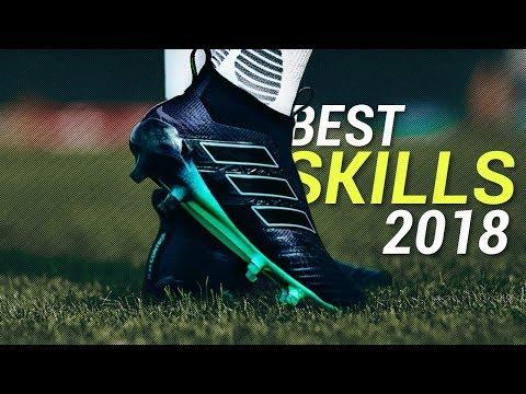 Best Football Skills 2018 #4