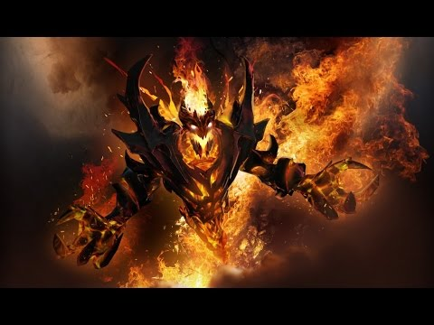 Na`Vi HR Superb Game The International 5 Dota 2