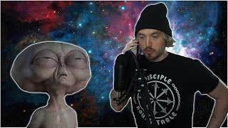 Communicating With ALIENS using DUBSTEP