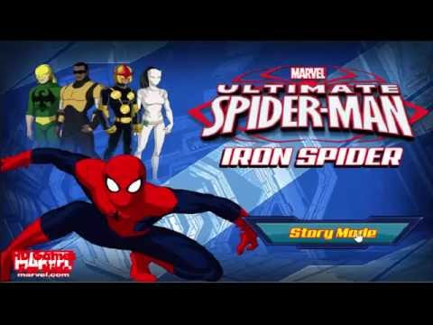 Spiderman Games Online Free To Play Ultimate Spiderman