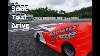 Serpent 988E Test Drive