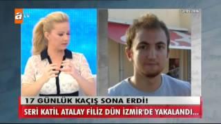 Atalay Filiz yakalandı - Müge Anlı İle Tatlı Sert 1654. Bölüm - atv