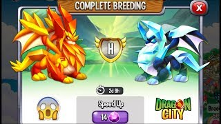 Dragon City Breeding Chart