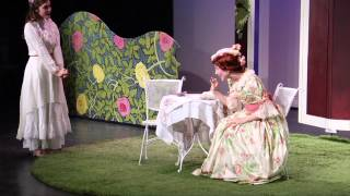 The Importance of Being Earnest (Cecily and Gwen)