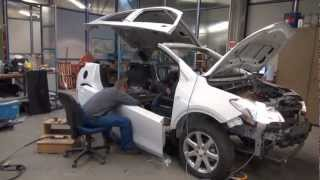 Making of - Buick Encore cutaway
