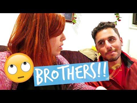 The Struggle of Having Brothers!! - Vlogmas Day 6!!