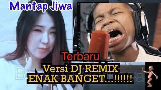 Gambar cover Terbaru Alwiansyah - Berbeza Kasta DJ REMIX Version Mantap Jiwa