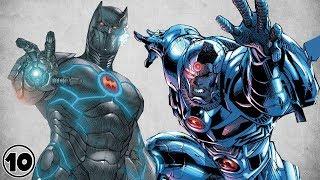 Top 10 Alternate Versions Of Cyborg
