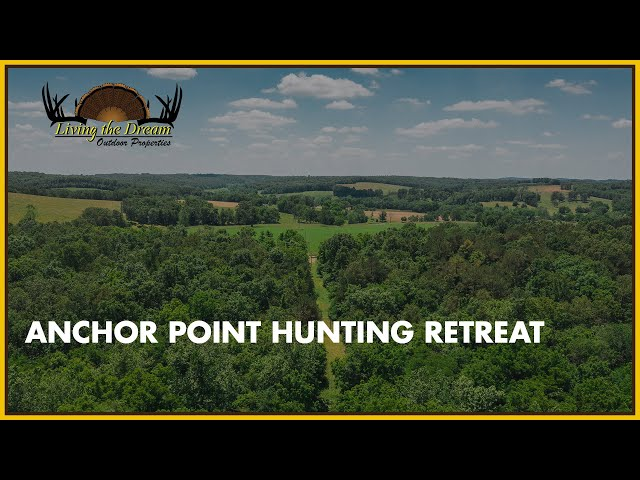 Anchor Point Hunting Retreat