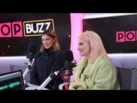 Julia Michaels & Grace Chatto Talk 'I Miss You' & Shawn Mendes Collab Rumours