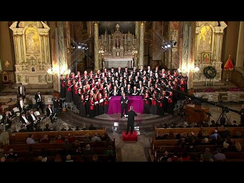 Arts Avenue: Christmas In The Basilica With Bel Canto Chorus