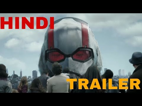 ANTMAN and the WASP - Hindi Trailer ( Fan...