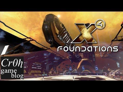 X4: Foundations, одиссея капитана Cr0n'a