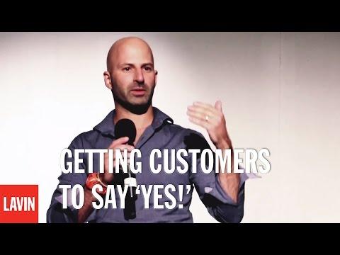 Ido Leffler: Getting Customers to Say 'Yes!'