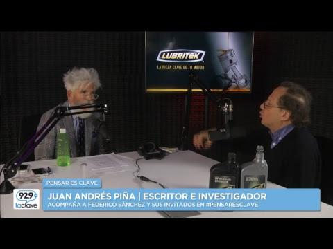 #PensarEsClave Juan Andrés Piña | Jueves 13 de julio